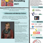 Saskatchewan Aboriginal Storytelling 2021: A Discussion with Marilyn Poitras