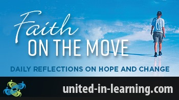"United-in-Learning: ""Faith on the Move"" Lenten Webinars"